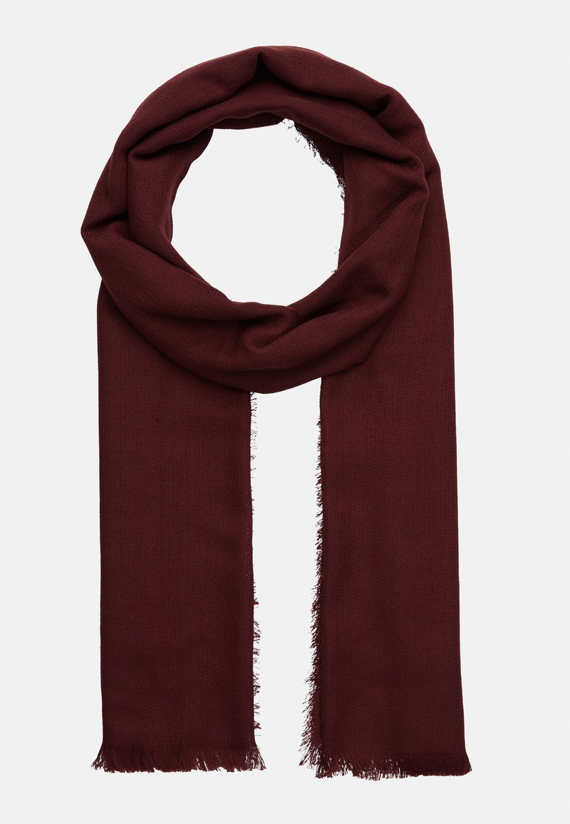 Pier One - Scarf - bordeaux