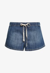 Roxy - GO TO THE BEACH - Denim shorts - medium blue - 4