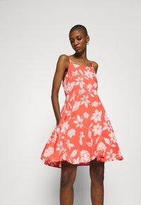 GAP - CAMI DRESS - Day dress - coral - 4