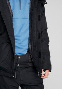 Wearcolour - ACE JACKET - Snowboardjakke - black - 6