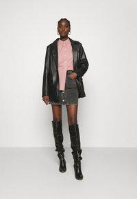 Calvin Klein - SLIM - Košile - muted pink - 1