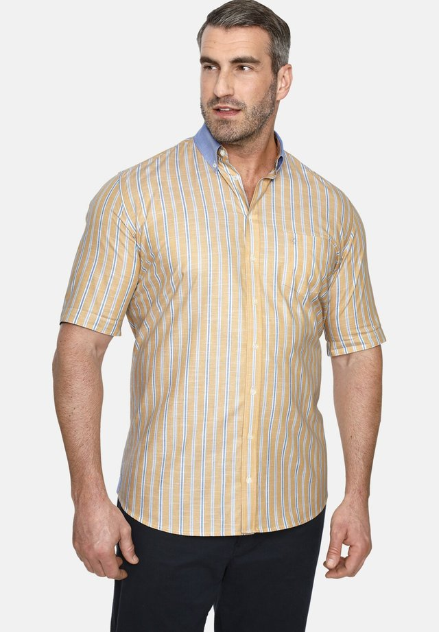 SHORT-SLEEVE - Shirt - yellow
