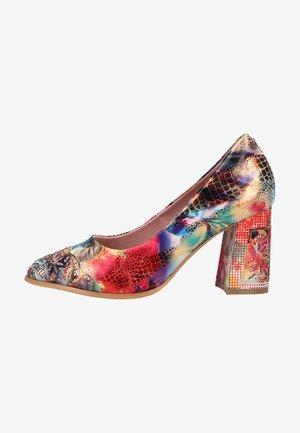 Classic heels - rouge