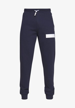 MENS SWEAT PANTS - Tracksuit bottoms - navy blue