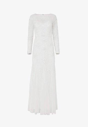 ALICIA  - Společenské šaty - ivory