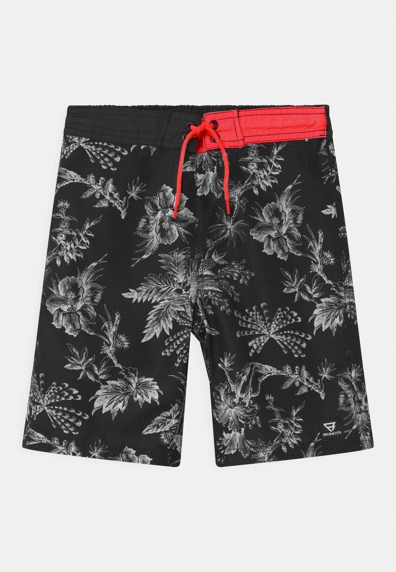 Brunotti - FRYE - Swimming shorts - black