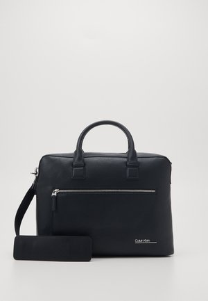LAPTOP BAG - Aktentasche - black