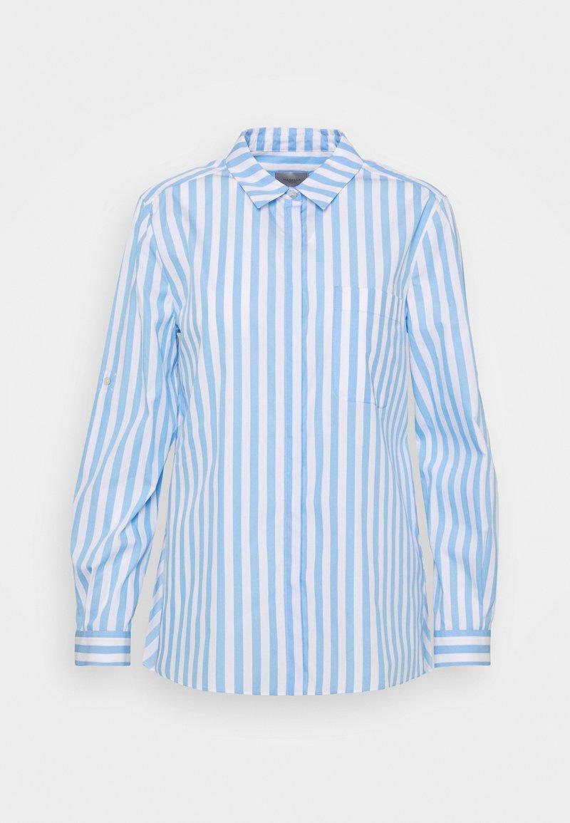Marella - GENERE - Button-down blouse - azzurro intenso