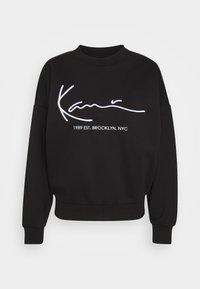 Karl Kani - SIGNATURE CREW - Sweatshirt - black - 4