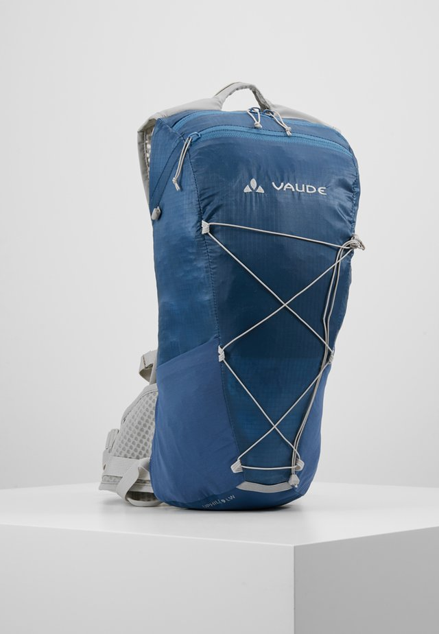 UPHILL  - Backpack - washed blue