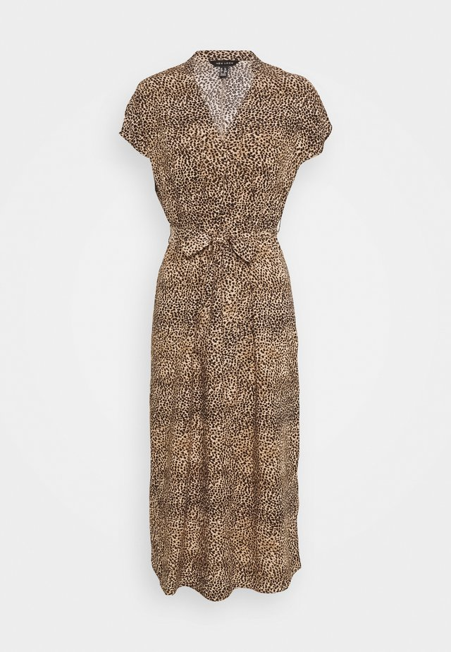SIOBHAN MIDI - Robe d'été - brown