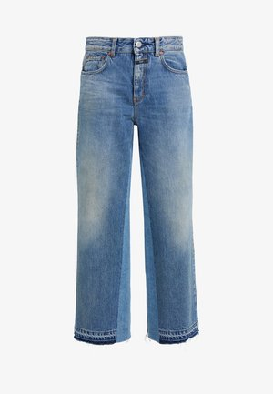 GLOW - Jeans relaxed fit - mid blue
