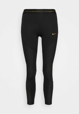 Leggings - black/gold