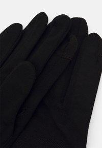 Lauren Ralph Lauren - SHOPPING TOUCH GLOVE - Gloves - black - 2