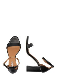 usha - High heeled sandals - schwarz - 2