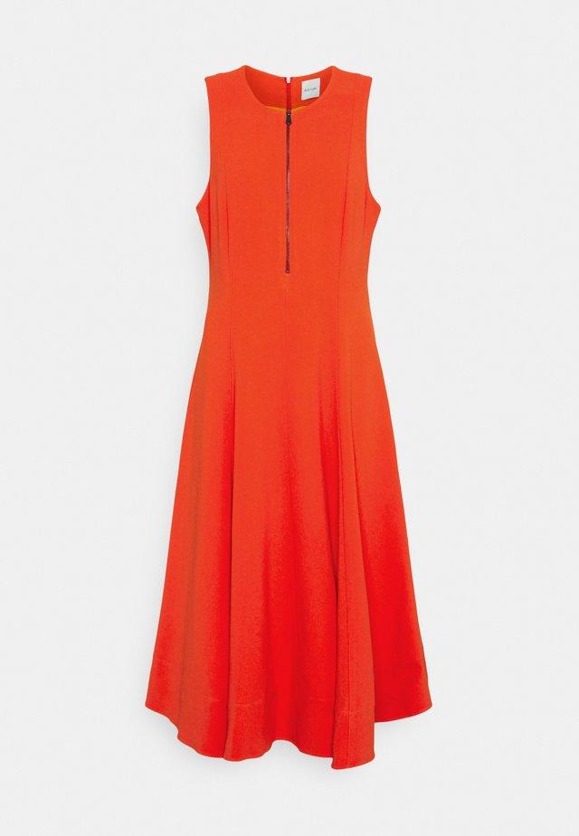 WOMENS DRESS - Maxi-jurk - orange