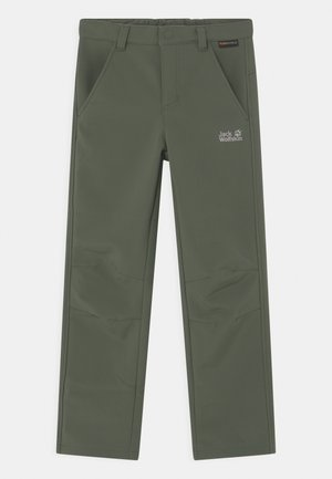 FOURWINDS UNISEX - Outdoor trousers - thyme green