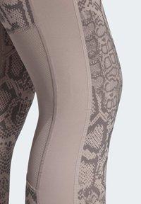 adidas by Stella McCartney - PRIMEBLUE TRAINING LEGGINGS - Legging - pink - 6