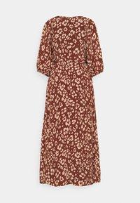 Lily & Lionel - KATHERINE DRESS - Denní šaty -  mahogony - 7