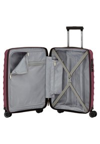 Titan - HIGHLIGHT  - Wheeled suitcase - merlot - 4