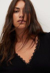 Violeta by Mango - BLONLI - Day dress - black - 3