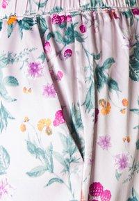 LASCANA - FLOWER LONG SET - Pyjamas - lilac - 5