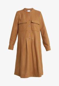 Lovechild - PAULA - Shirt dress - camel - 4