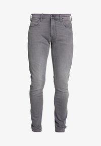 LUKE - Slim fit jeans - moto flat