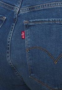 Levi's® Plus - 725 PL HR BOOTCUT - Bootcut jeans - rio rave plus - 4