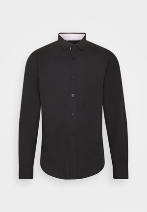 TUDORD - Formal shirt - black