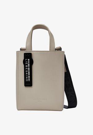 Handbag - creamy
