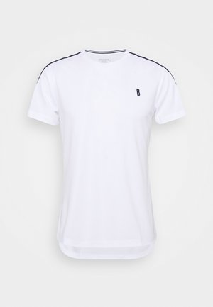 TOMLIN TEE - T-shirt print - brilliant white