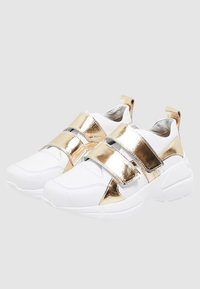 faina - Trainers - white/gold - 3