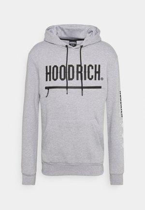 AMBUSH HOODIE - Hoodie - heather grey/black
