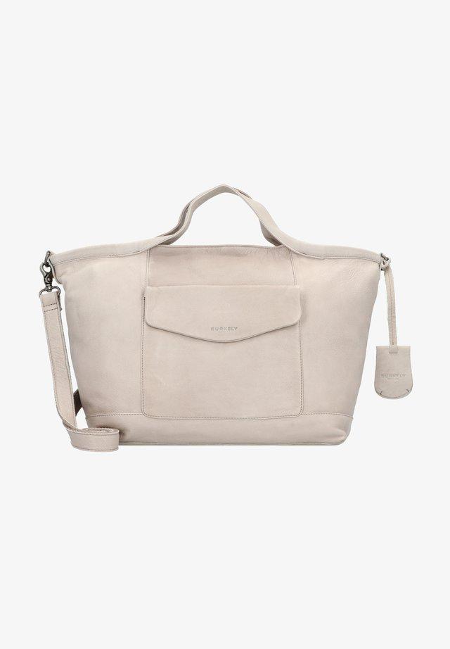 JUST JACKIE  - Shopping bag - grey
