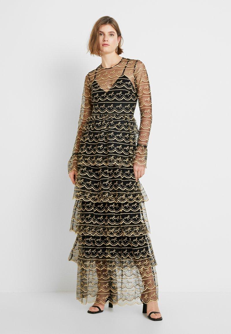 Alice McCall - SATELLITE - Společenské šaty - black