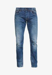 Pepe Jeans - SPIKE - Straight leg jeans - medium used - 4