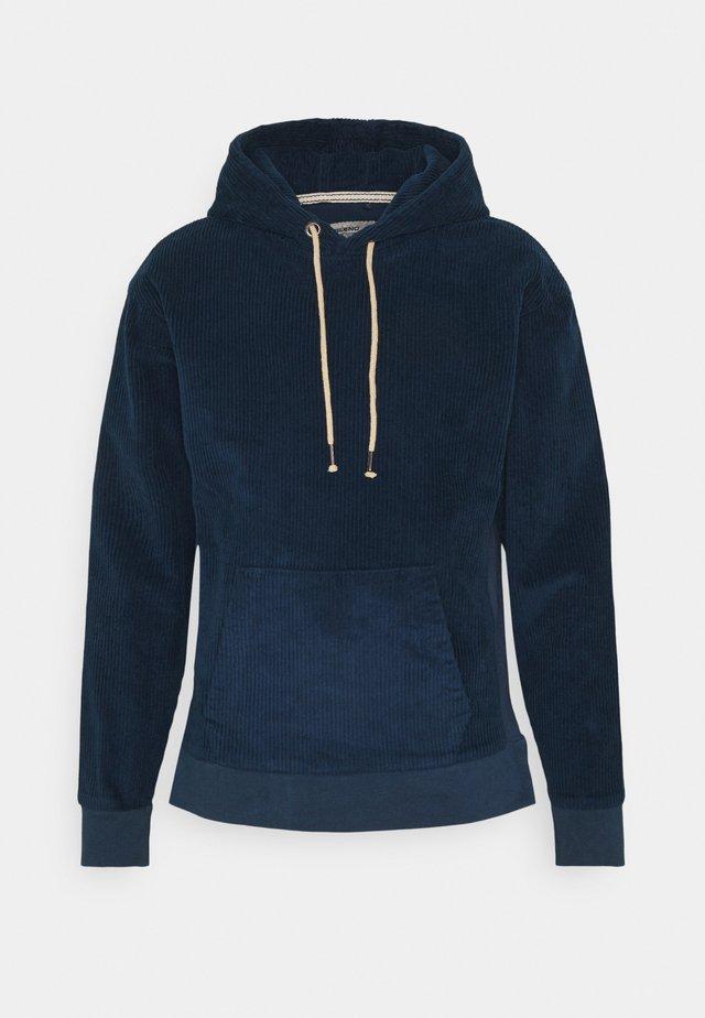 Sweatshirt - dark denim