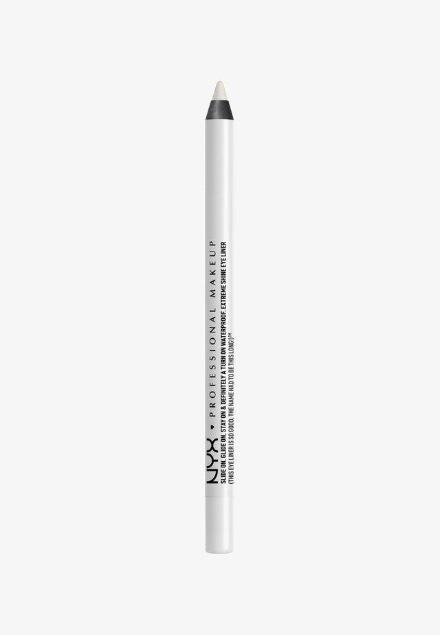 EYELINER SLIDE ON PENCIL - Eyeliner - 4 white