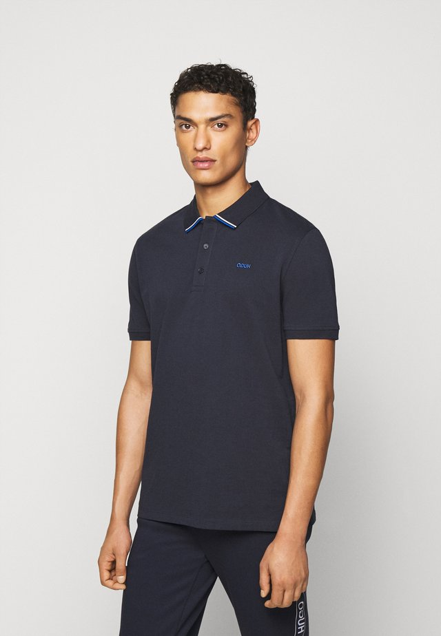 DARUSO - Poloshirts - dark blue