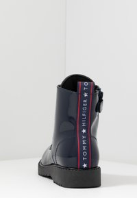 Tommy Hilfiger - Bottines à lacets - blue - 3