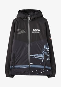 PULL&BEAR - Winter jacket - black - 6