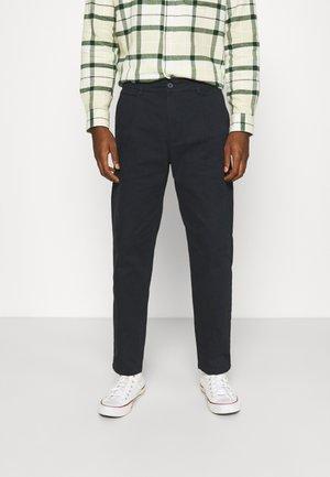 FABRIEL - Trousers - navy blazer