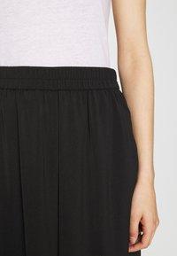 Second Female - MINGA NEW TROUSERS - Kalhoty - black beauty - 6
