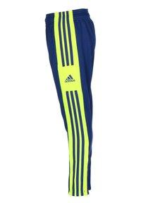 adidas Performance - Pantalones deportivos - blue, yellow - 2