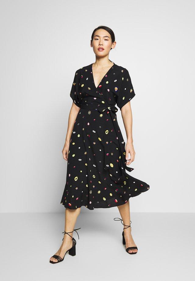 KELSEY - Denní šaty - agate