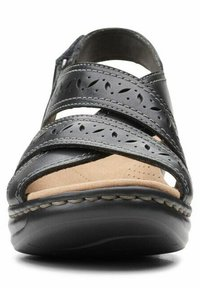 Clarks - LEXI PEARL - Sandals - black leather - 6