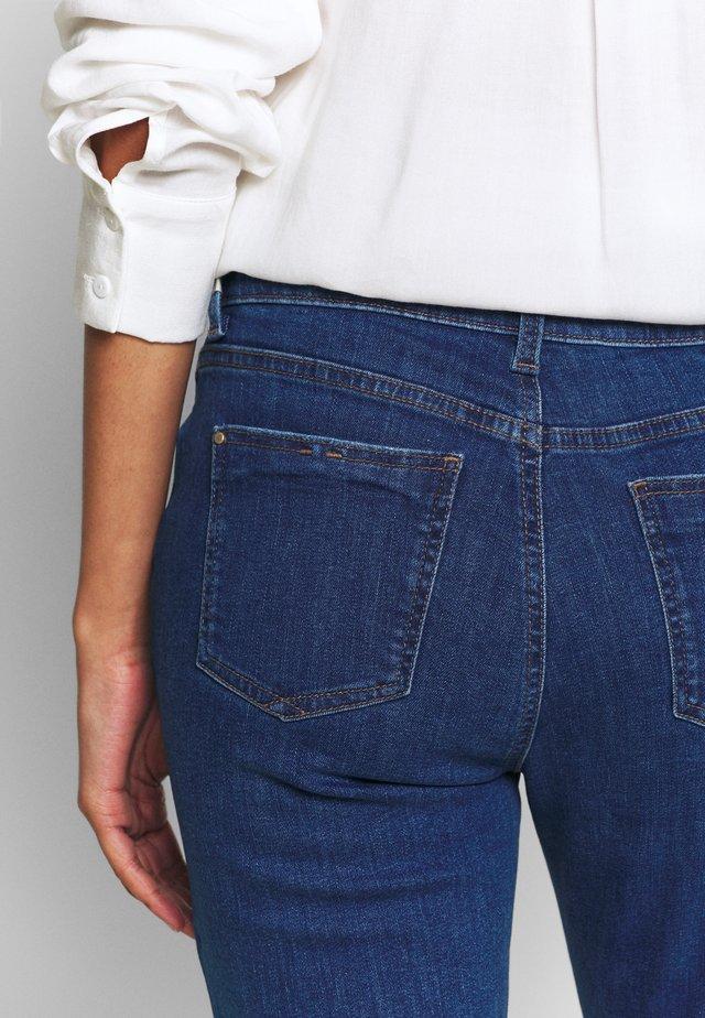 HARPER - Slim fit jeans - ocean blue