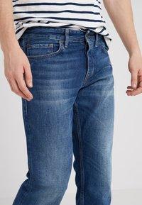 BOSS CASUAL - Straight leg jeans - medium blue - 5