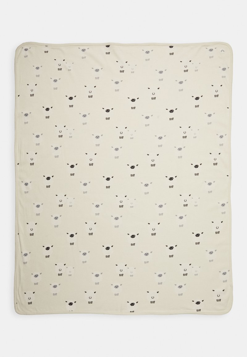 Lindex - SHAWL SHEEP - Tapis d'éveil - light beige